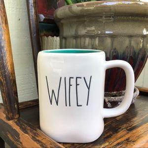 Rae Dunn Wifey Mug.